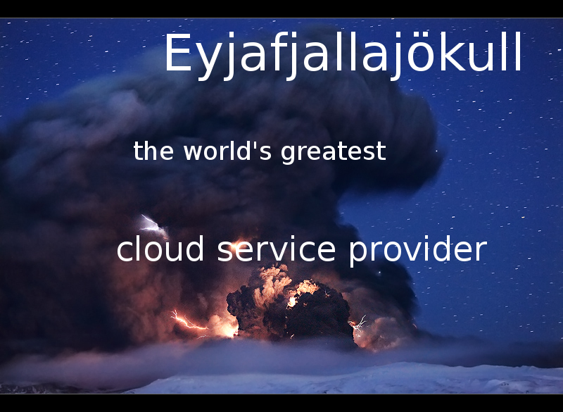 The world's greatest service cloud provider